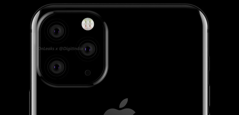 iPhone 11: New leaks give first glimpse of Apple's 2019 lineup