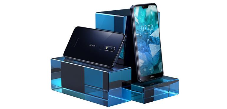 Nokia 7.1 officially unveiled