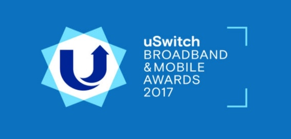 uSwitch Broadband and Mobile Awards 2017: nominations announced