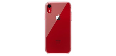 Apple finally starts selling its clear case for the iPhone XR
