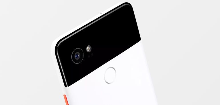 Google Pixel 2 camera lens hero size