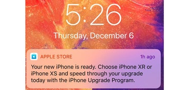 Apple promoted Carpool Karaoke with unsolicited push notifications