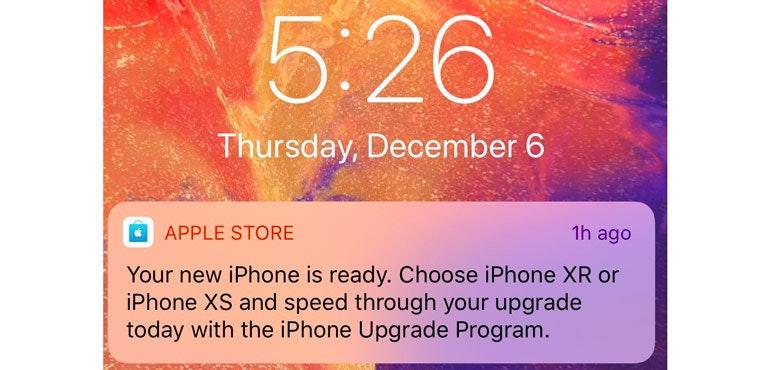 iphone-upgrade-notification