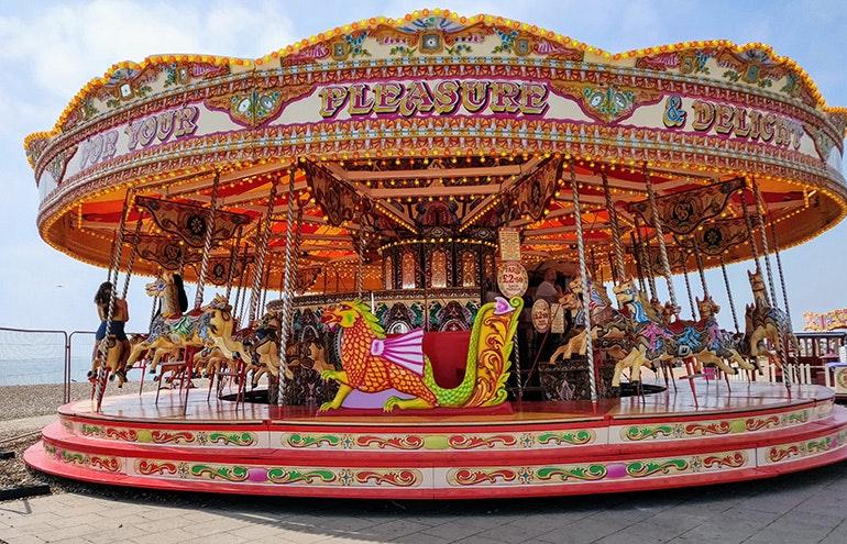 OnePlus 6 carousel