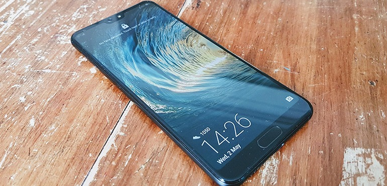 Huawei could beat Samsung to launching a foldable phone
