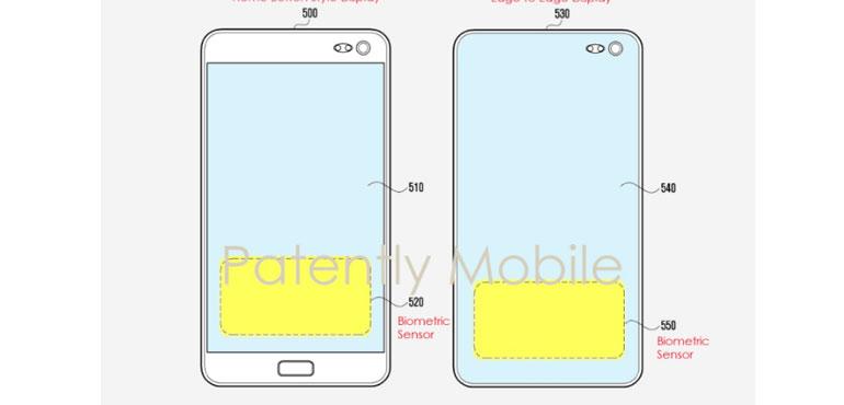 Samsung Galaxy S10 in–screen fingerprint scanner detailed