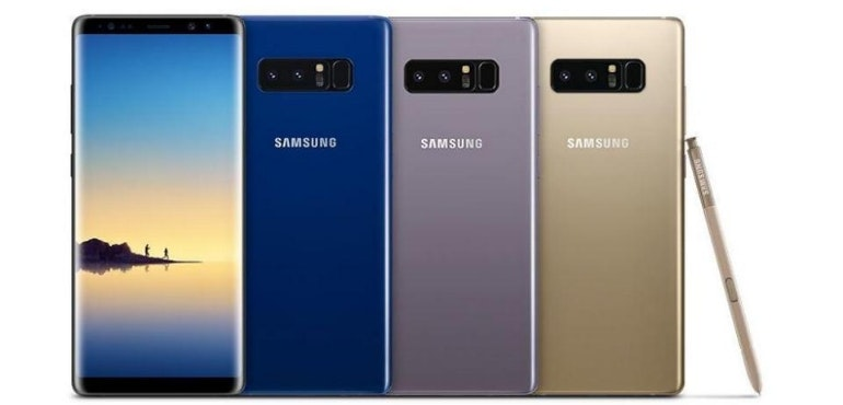 Samsung Galaxy Note 9 Could Feature 24 Megapixel Camera