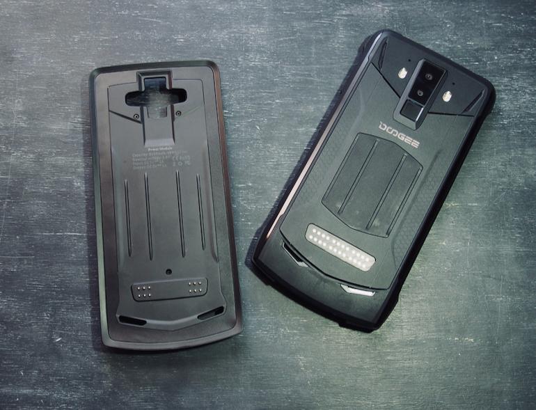Doogee S90 battery