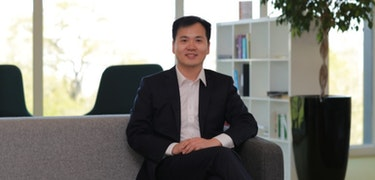 Interview with Huawei UK CEO Jerry Wang