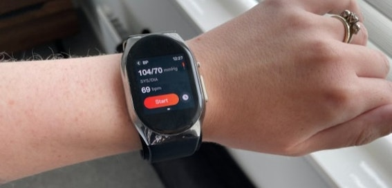 YHE BP Doctor Pro smartwatch review