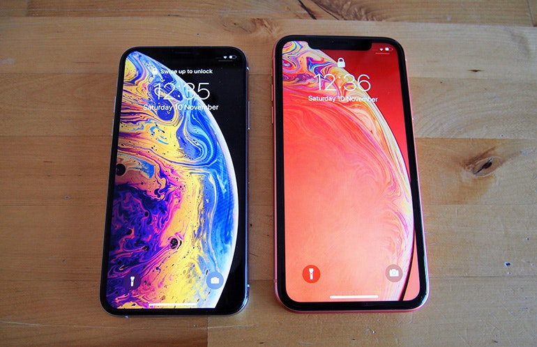 iPhone XS vs XR review 3
