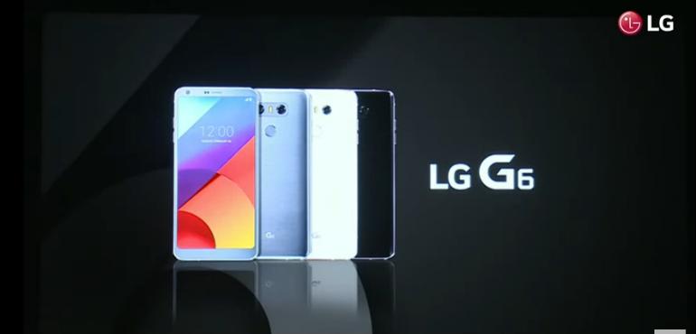 LG G6 colours 1