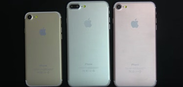 iPhone 7 256GB model likely, say sources