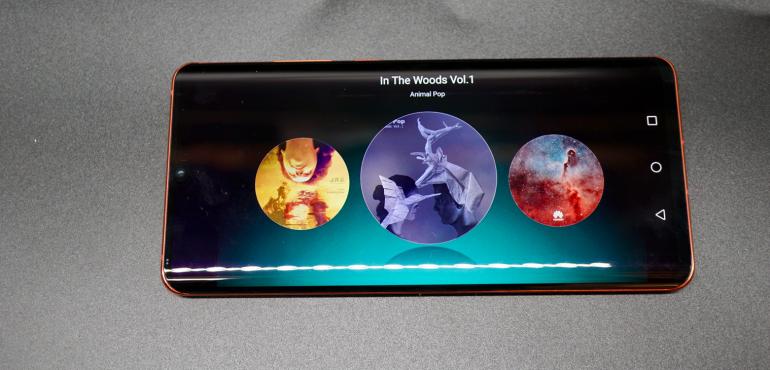 Huawei P30 Pro gaming screen hero size