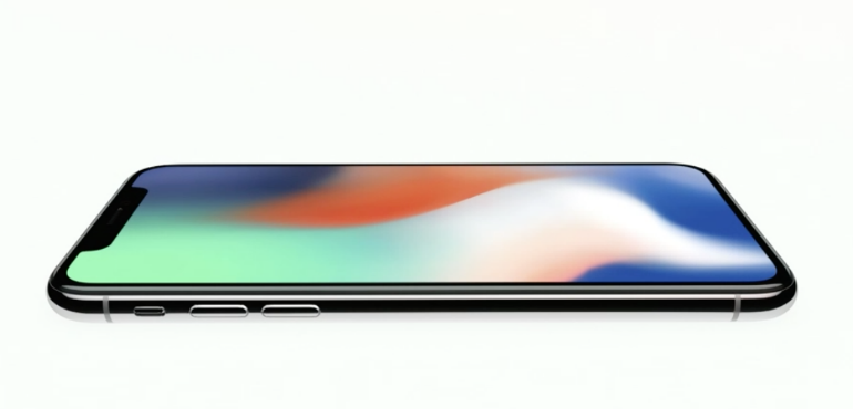 Cheaper iPhone X to have thicker bezels