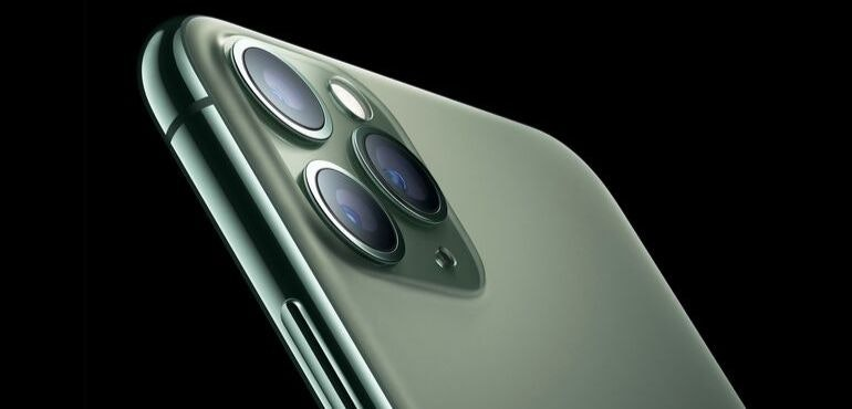 iPhone 11 Pro camera (hero)