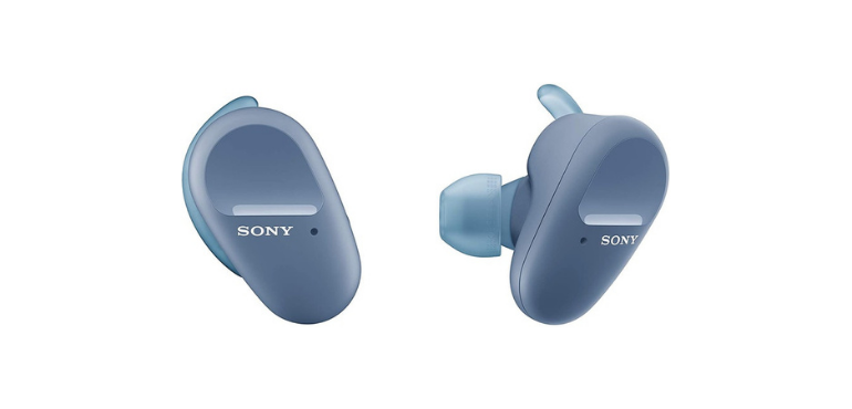 Sony WF-SP800N Noise Cancelling Truly Wireless Headphones