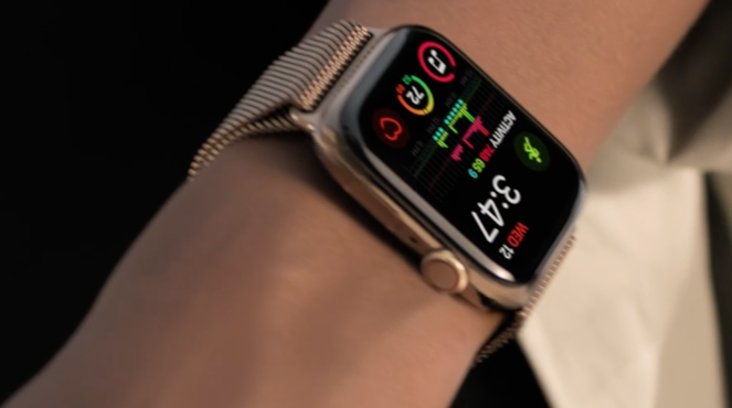 Apple Watch set for over–the–air updates