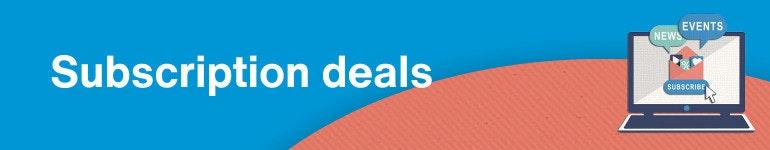 Amazon Prime Day subscription deals CTA button