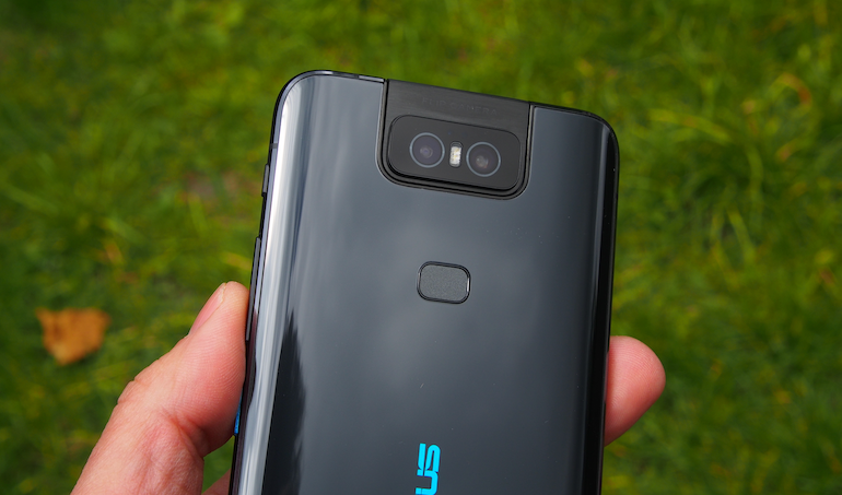 Asus Zenfone 6 back camera