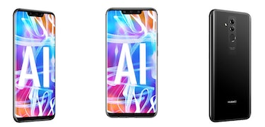 Huawei Mate 20 Lite gives you AI skills on the cheap