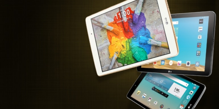 android tablets lg
