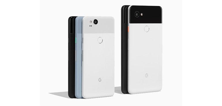 Google Pixel 2 and Pixel XL 2 hero image