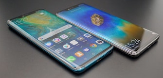 Huawei Mate 20 and Mate 20 Pro launch, are on sale now
