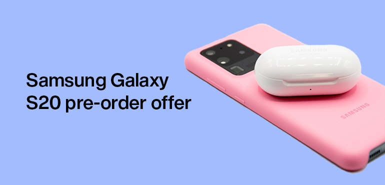 How to claim your free Samsung Galaxy Buds+