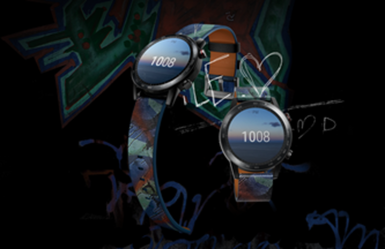 Honor MagicWatch 2 designer straps