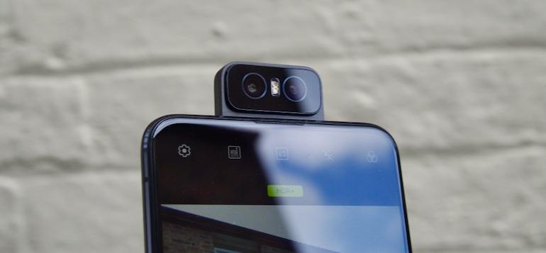 Asus Zenfone 6 camera open 2