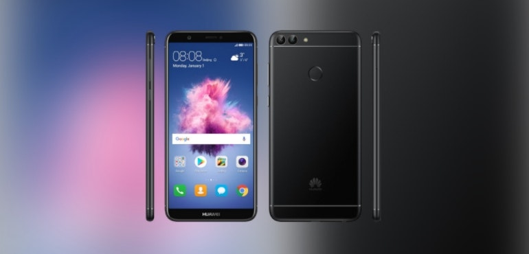 Huawei P smart unveiled, with dual lens camera at mid-range price