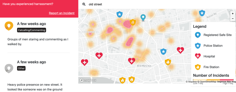 Safe and the City screenshot
