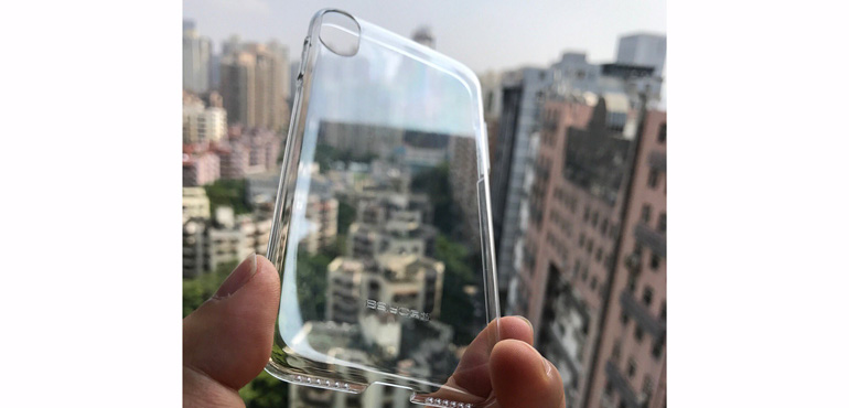 iPhone 8 case leak backs up rumours of vertical camera and front-facing Touch ID