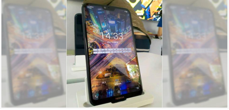 Nokia X display model