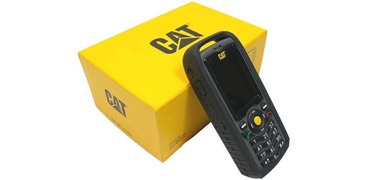 Cat b25 phone hero size