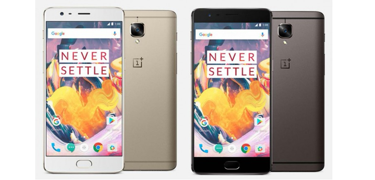 OnePlus 3T unveiled, out November 28th
