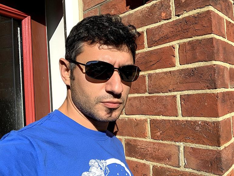 iPhone XS camera sample sun shades