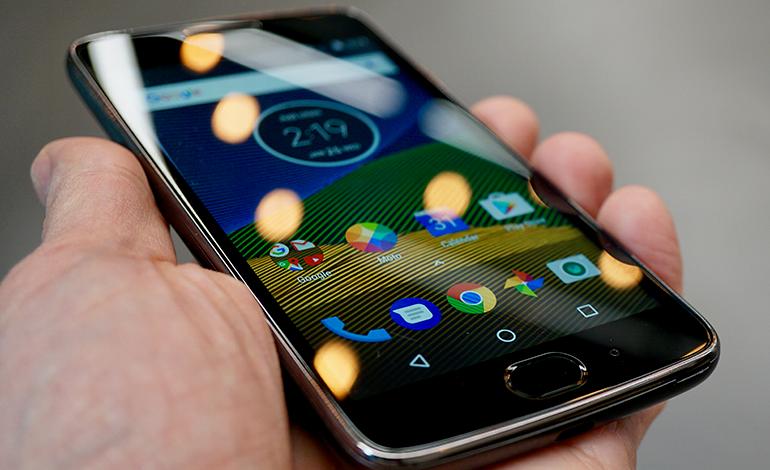 Motorola Moto G5 gloss