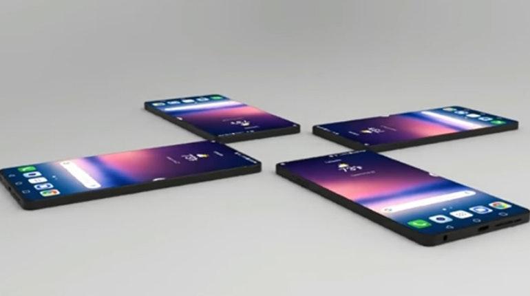 LG G7 concept image