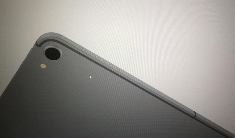 iPad Pro 2018 leak slashleaks