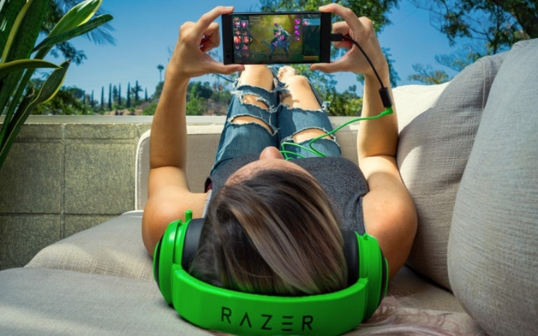Razer phone gaming