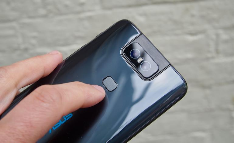 Asus Zenfone 6 fingerprint