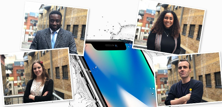 iPhone X Group review