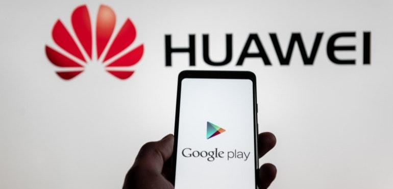 Huawei Google Android ban hero