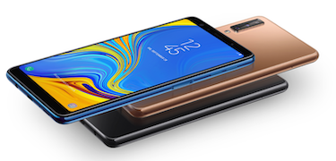 Samsung Galaxy A7: Five things you need to know