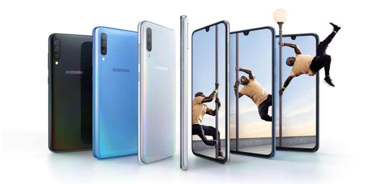Samsung A series cashback offer