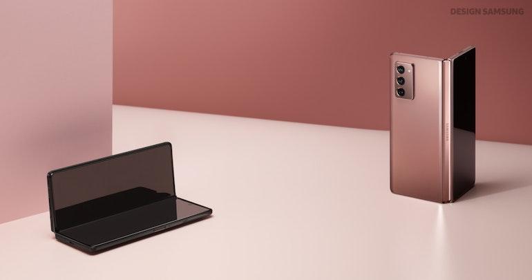 Samsung Galaxy Z Fold2-Design-Story main 1
