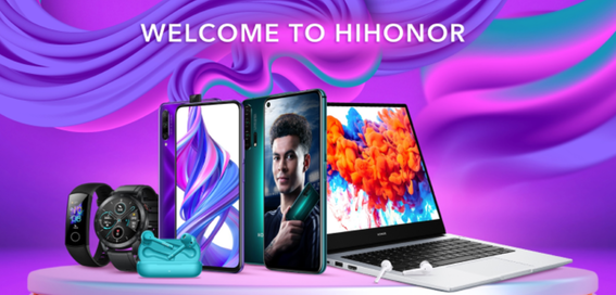 Honor launches new UK website
