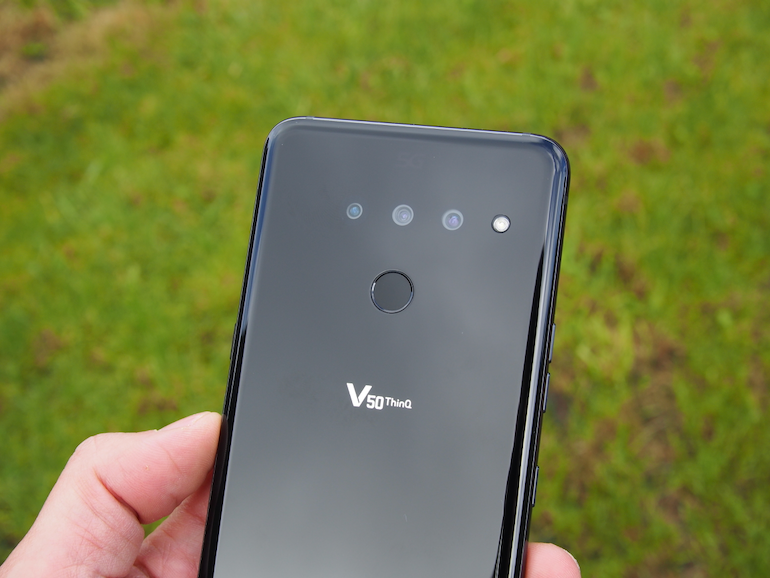 LG V50 ThinQ - review 20